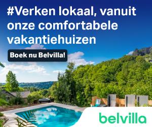 Belvilla BE cashback