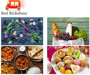 Red Rickshaw Limited cashback
