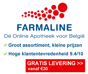 Farmaline.be cashback