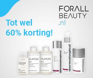 Forallbeauty.nl cashback