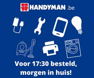 Handyman.be cashback