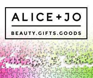 Alicejo.com cashback