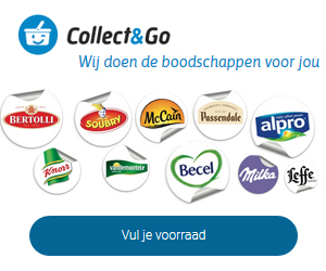 Collect & Go BE cashback