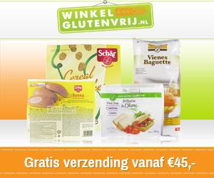 Winkelglutenvrij.nl cashback