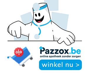 Pazzox.be cashback