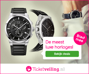 Ticketveiling.nl cashback