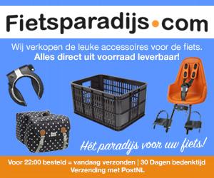 Fietsparadijs.com cashback