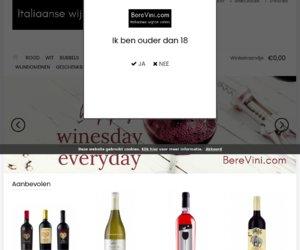 BereVini.com cashback