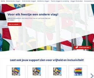 Vlaggenclub.nl cashback