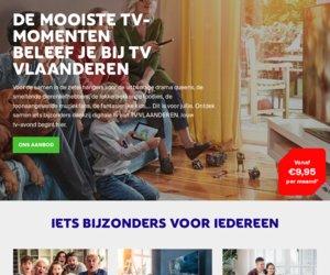 TV-Vlaanderen.be cashback