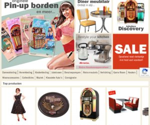 Pinup Vintage.com cashback