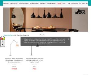 DesignBrands cashback