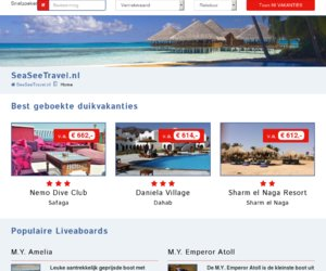 SeaSeeTravel cashback