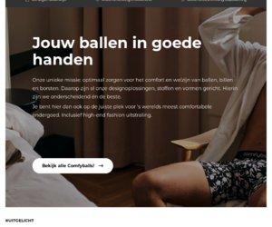 Comfyballs.nl cashback