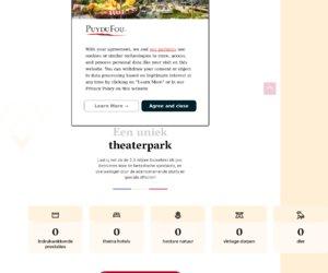 Puydufou.com cashback