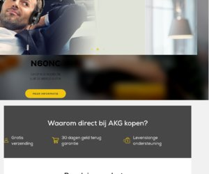 AKG.com cashback