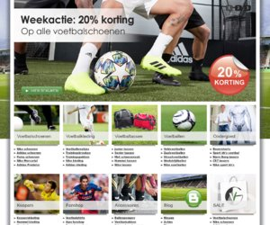 Voetbalgeest.be cashback