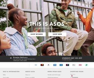 Asos.com cashback