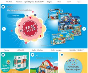 Playmobil BE cashback