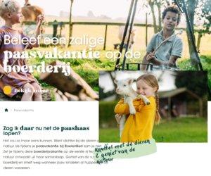 Boerenbed.nl cashback