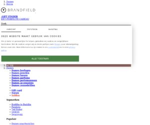 Brandfield cashback
