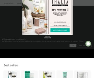 Thalia cashback