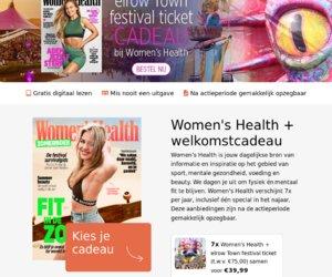 Womanshealthmag.com cashback