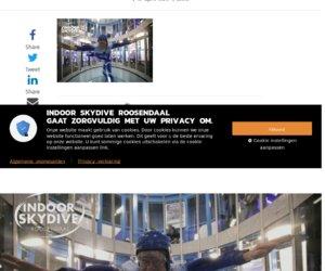 Indoor Skydive.com cashback