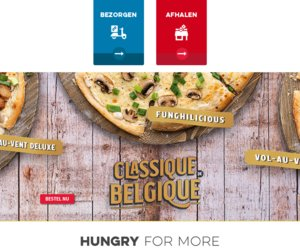Dominos.be cashback