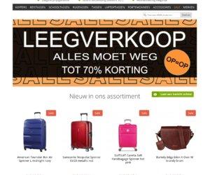 Koffergigant.nl cashback