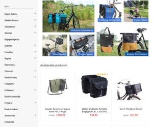 Fietstas.com cashback