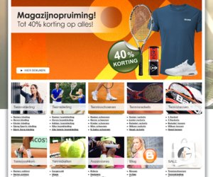 Tennisgeest cashback