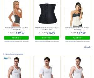 24Man Quality Shapewear cashback