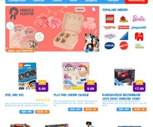 De Grote Speelgoedwinkel cashback