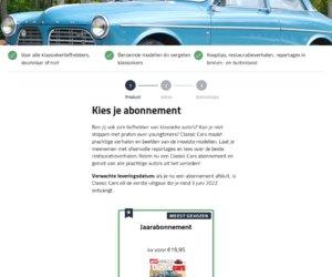 Classic Cars Magazine cashback