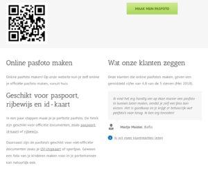 Pasfoto.nu cashback