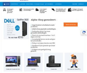 AlphaShop cashback