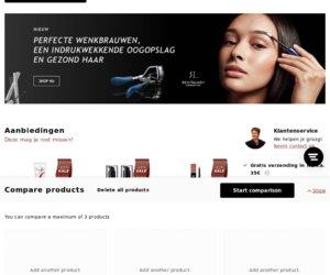 Hetcosmeticahuis.nl cashback