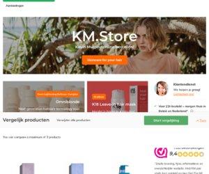 KM.store cashback