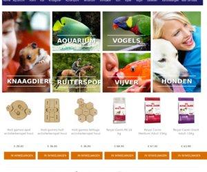 Huisdierzaak.nl cashback
