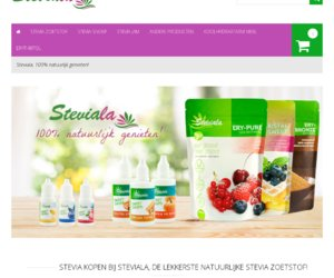Stevia Products cashback