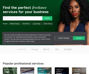Fiverr Affiliates cashback