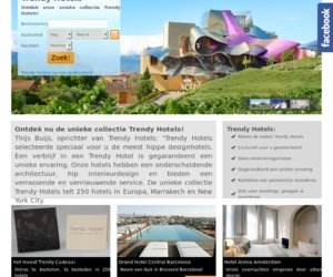 Trendy Hotels cashback