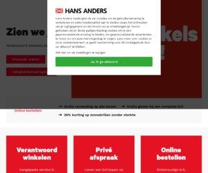 Hans Anders cashback