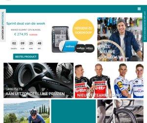 Van Eyck Sport.com cashback