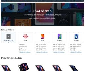 Ipadspullekes.nl cashback