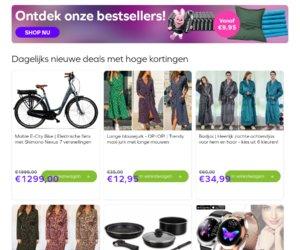 vouchervandaag.nl cashback