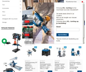 Scheppachshop.com cashback