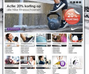 Fitnessgeest.be cashback