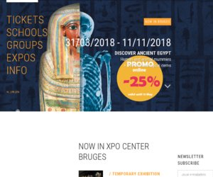 XPOcenterBruges.be cashback